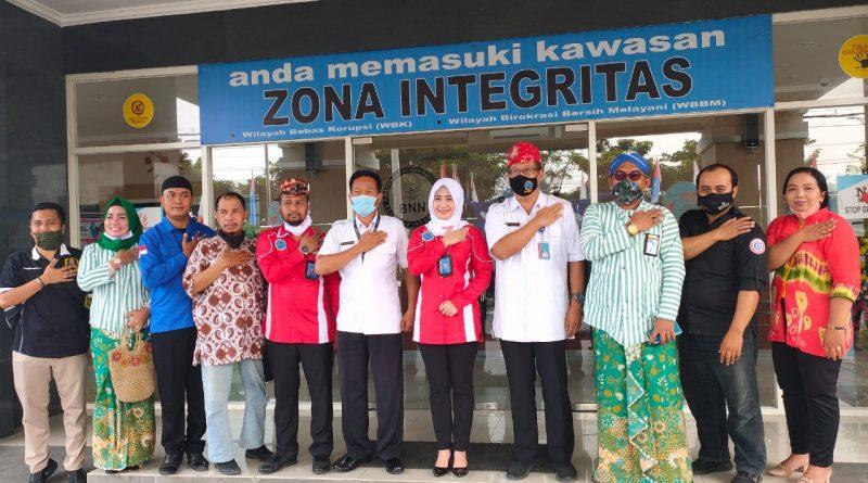 FOKAN Jatim dan BNNP Jatim Peringati HANI, Ketua FOKAN Jatim: Khusus Penanganan NARKOBA di Bangkalan Ada Cara BERBEDA