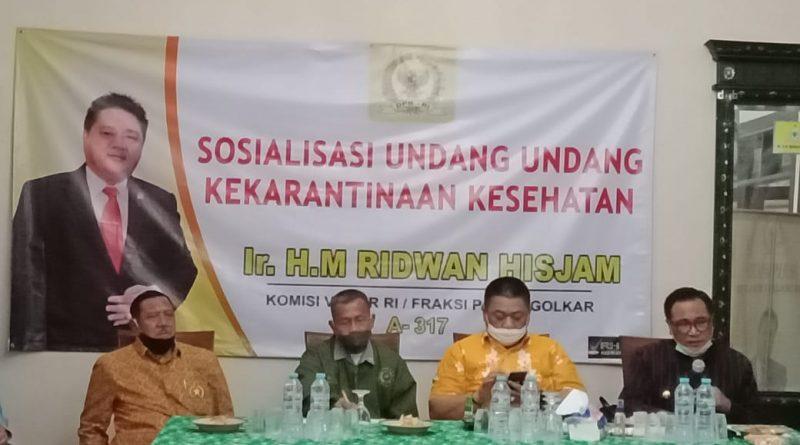 Dialog Situasi Kota Malang Setelah PSBB