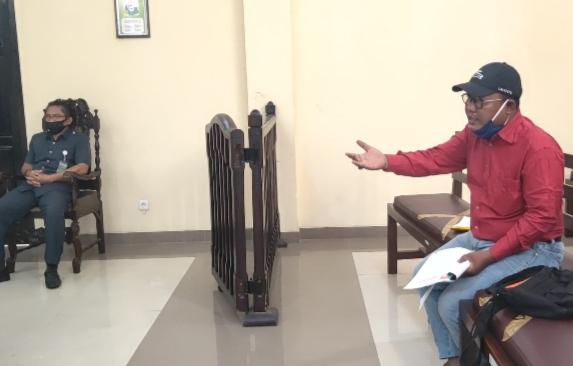 Ketua PN SampangTerindikasi Abaikan Putusan Bersama MA dan KY Tentang Kode Etik Hakim