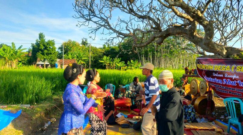 Pemdes Dukuh Lembeyan Magetan Gelar Bersih Desa