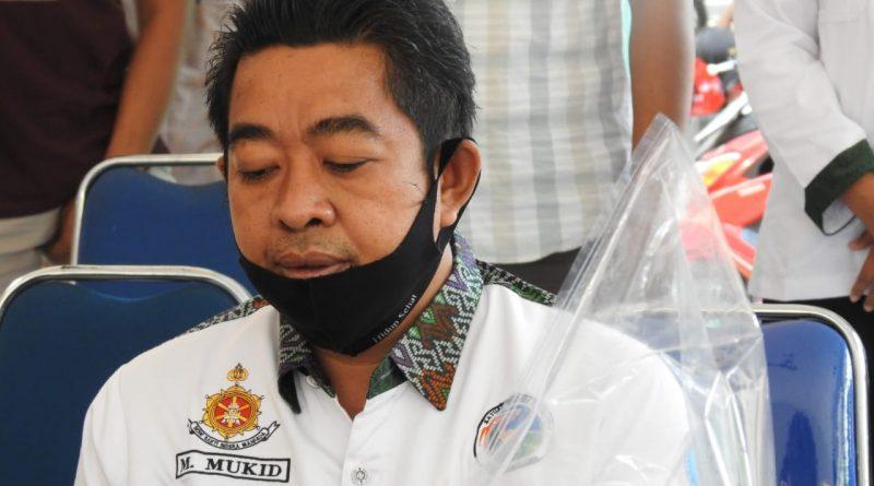 AKP Mukid Kasat Resnarkoba Polres Jombang Jago Bikin Lagu