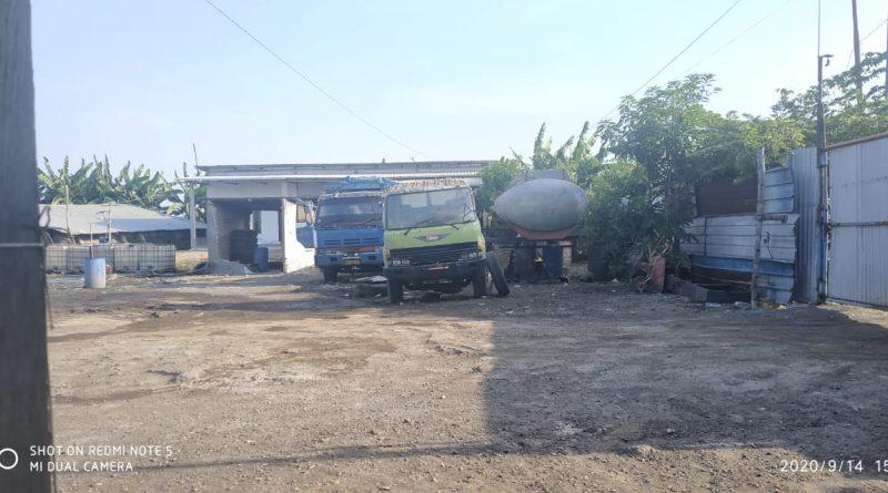 4 wartawan Tim Investigasi Puskominfo Indonesia Jawa Timur, Sempat di Sekap Oknum Penjaga Gudang di Desa Panggreh Sidoarjo, Bahkan Hendak Merampas Camera