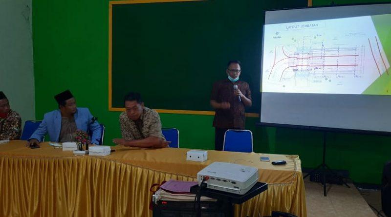 DPUPR Magetan Sosialisasikan Peningkatan Konektivitas dan Akses Jalan Nglopang-Sayutan