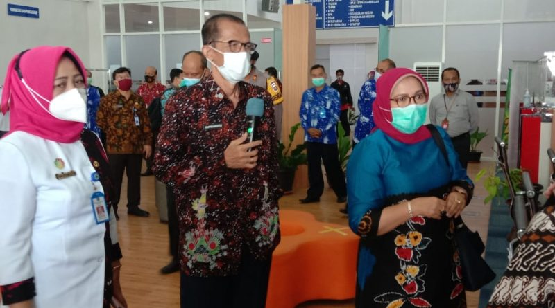 Kemenpan RB Tinjau MPP Kabupaten Magetan