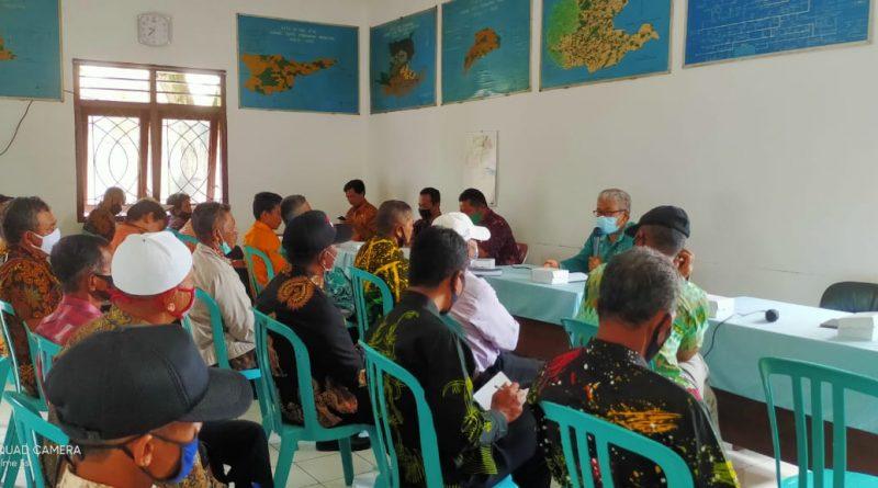 DPUPR Sosialisasikan Pembinaan HIPPA Berprestasi