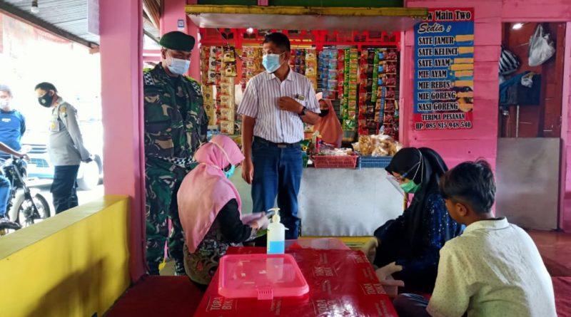 Forkopimca Plaosan Laksanakan Operasi Yustisi secara Masif