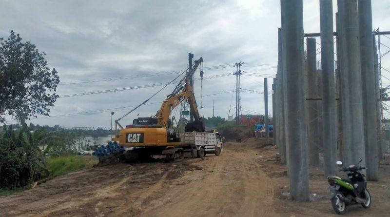 Pembangunan Jembatan PLOSO Solusi Atasi KEMACETAN
