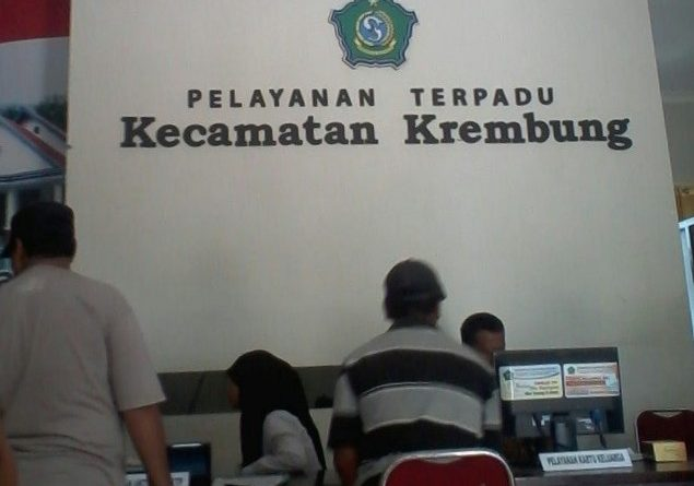 Loh Ya, Anggaran OPERASIONAL Yustisi COVID-19 Kecamatan KREMBUNG Belum CAIR