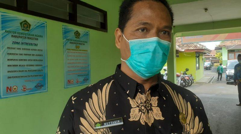Pengarusutamaan Moderasi Beragama Dan Wawasan Kebangsaan Di Lingkup Kemenag Kabupaten Magetan