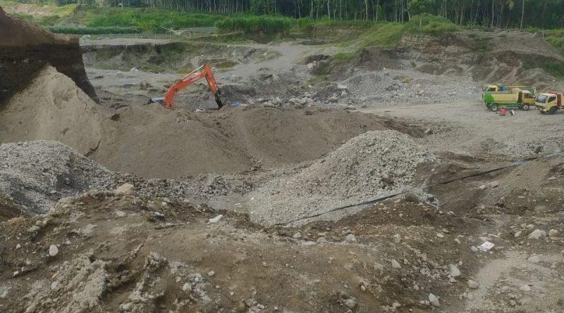 Tambang Galian C Ilegal di Desa Kedawung Nekat Buka Tanpa Mengantongi Izin Ternyata Ini Bekingnya