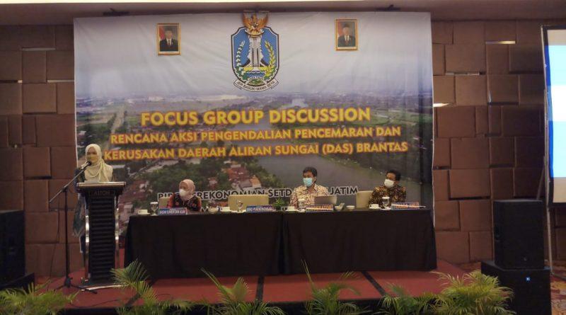 FGD, Rencana Aksi Pengendalian Pencemaran Dan Kerusakan DAS Brantas