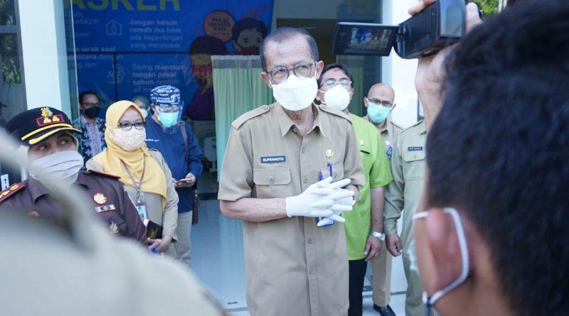 Bupati Magetan Launching Rumah Sakit Darurat