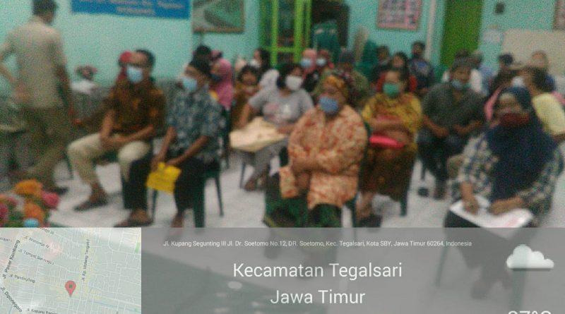 Tanah di Kelurahan Dr. Soetomo Surabaya Bisa Ikut Program Sertifikat Gratis PTSL