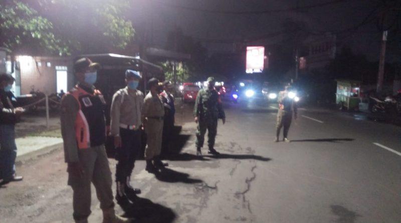 Polsek Tegalsari Giat Ops Yustisi di Kedungsari