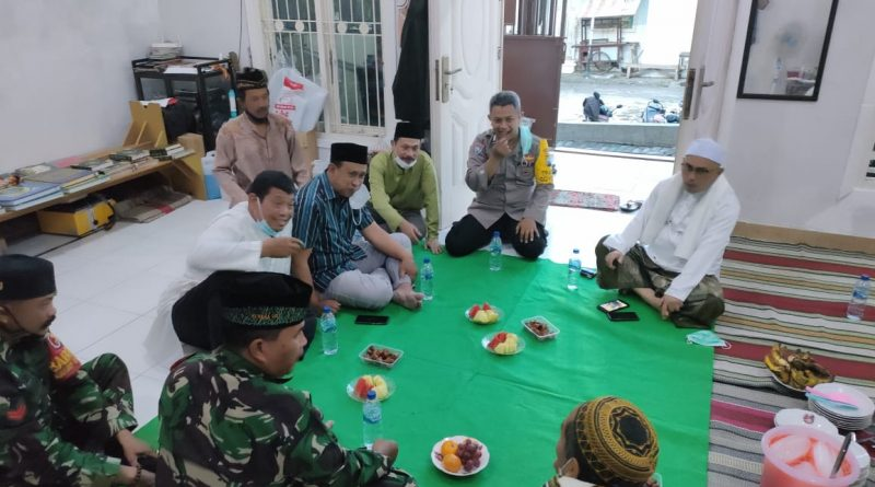 Warga Kelurahan Banyu Urip di Hari ke 2, Gelar Acara Safari Ramadhan dan Buka Bersama
