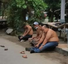 Sedang Meliput Wartawan Dipersekusi Oknum TNI AL
